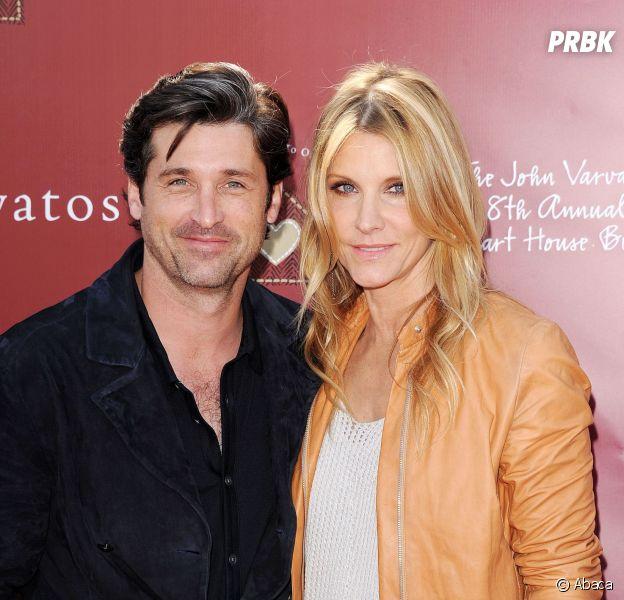 Patrick Dempsey de nouveau en couple avec son ex-femme Jillian Fink ?