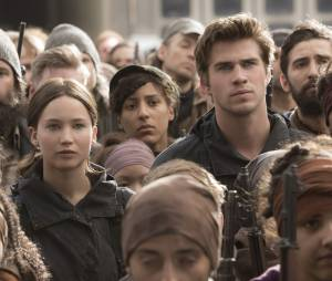 Hunger Games 4 : Jennifer Lawrence et Liam Hemsworth sur une photo