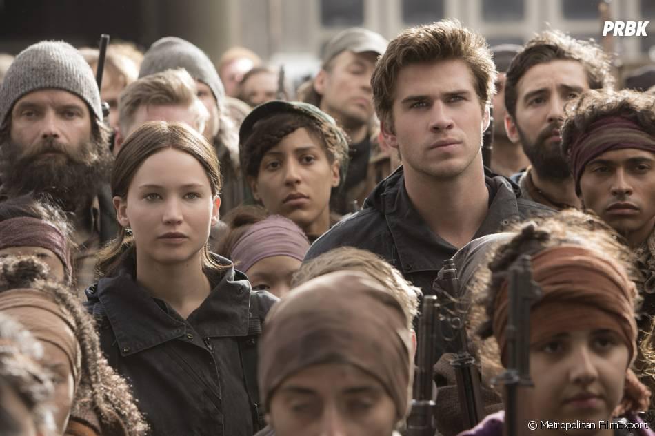 Hunger Games 4 : Jennifer Lawrence et Liam Hemsworth sur une photo