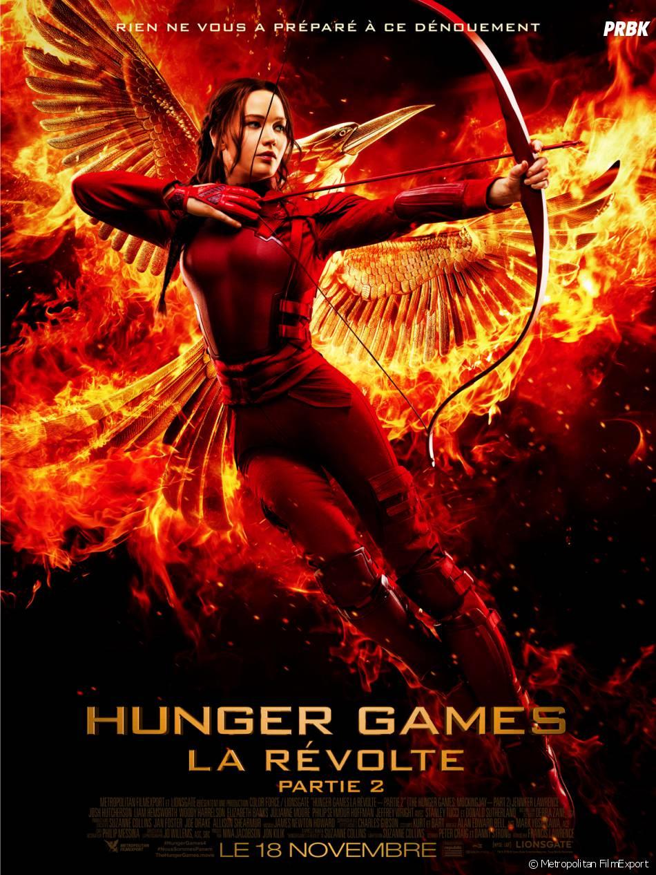 Hunger Games 4 : l'affiche du film