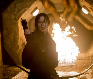 Hunger Games 4 : Jennifer Lawrence sur une photo