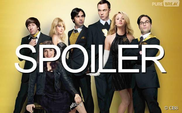 The Big Bang Theory saison 9 : du sexe pour Sheldon et Amy ?