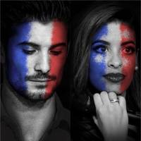 """Ali et Alia (Secret Story 9) : """"Nous sommes la France"""", leur hommage après les attentats à Paris"""