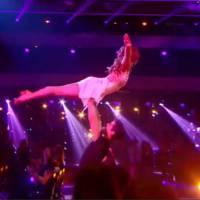 Priscilla Betti (DALS 6) réussit le porté de Dirty Dancing, Sophie Vouzelaud éliminée en larmes