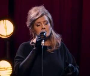 Adele sosie d'elle-même pour la BBC