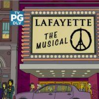 Les Simpson : l'hommage subtil aux victimes des attentats de Paris