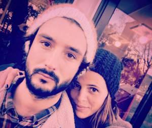 Jérémy Fréro et Laure Manaudouc amoureux et complice sur Instagram
