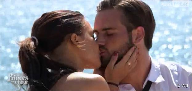 Milla et Nikola (Les Princes de l'amour 3) dans l'épisode du 1 décembre 2015 sur W9