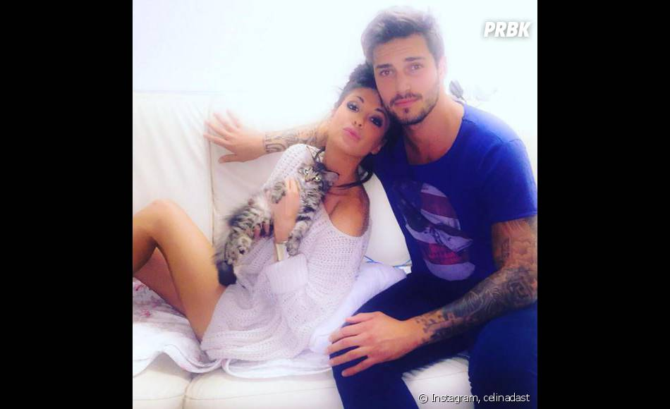 La Villa des Coeurs Brisés : Céline et Romain en couple et amoureux