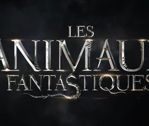 Les Animaux Fantastiques : le logo du film