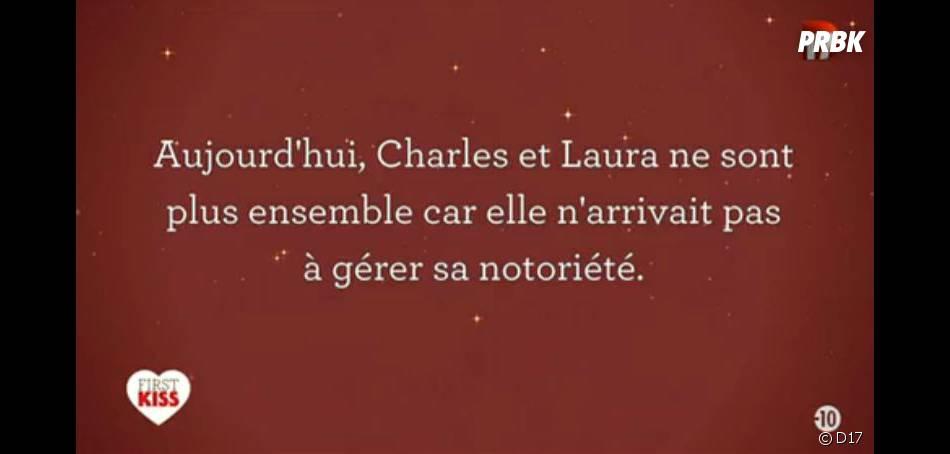 Charles (Les Princes) et Laura plus en couple