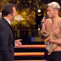 Baptiste Giabiconi : sexy, il débarque en caleçon en direct lors des Z'Awards de TF1
