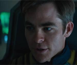 Star Trek Sans limites : Chris Pine dans la bande-annonce