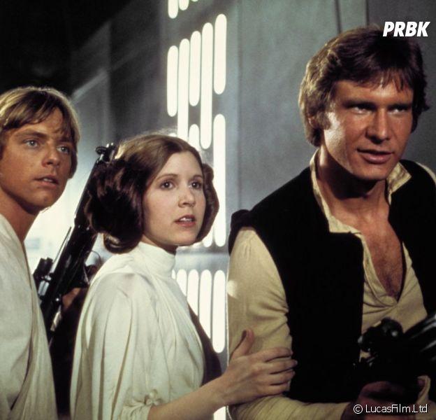 Star Wars 7 : l'avant/après des anciens de la saga