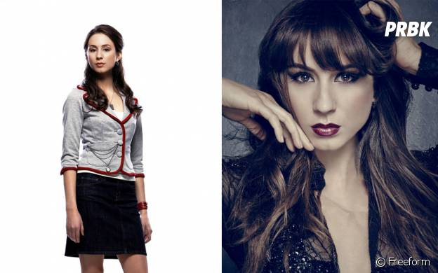 Pretty Little Liars saison 1 VS Pretty Little Liars saison 6 : l'avant/après de Troian Bellisario