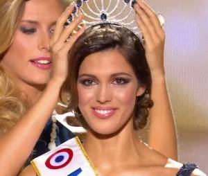 Iris Mittenaere (Miss Nord-Pas-de-Calais) élue Miss France 2016