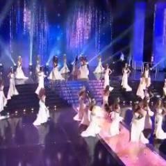 Miss France 2016 : grosse chute pour Miss Roussillon pendant la cérémonie