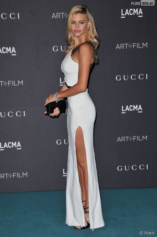 Kelly Rohrbach au gala  LACMA Art+Film 2015
