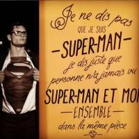 Florent Manaudou dans la peau de Superman : sa blague sexy sur Instagram