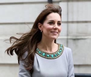 Kate Middleton de nouveau enceinte après la naissance de la Princesse Charlotte ?