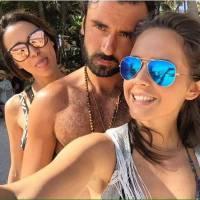 Leila Ben Khalifa sexy et divine en bikini : ses vacances ensoleillées continuent
