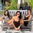 Leila Ben Khalifa hot avec ses copies au Mexiquesur une photo postée sur Instagram en janvier 2015