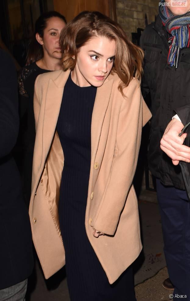 Emma Watson : son tweet en hommage à Alan Rickman fait polémique