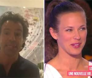 Lorie Pester : son petit-ami Alexis jaloux de ses baisers de cinéma dans Le Grand 8 sur D8 le 18 janvier 2016