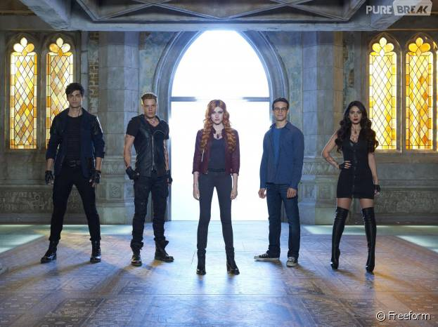 Shadowhunters : comment regarder la série en France ?