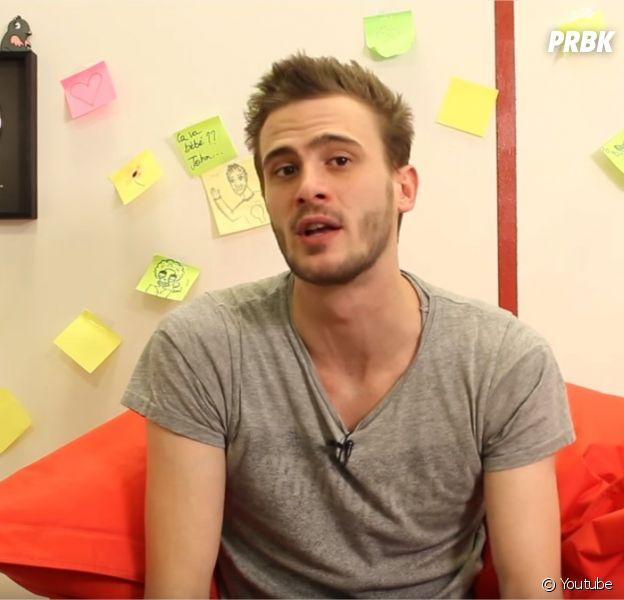 Hugo, le Youtubeur des Questions Cons, rêve déjà de faire du cinéma