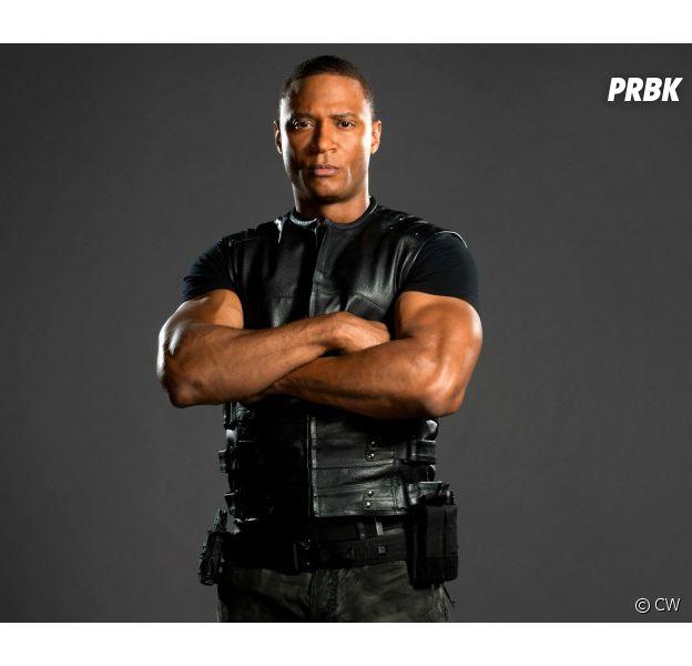 Arrow saison 4 : Diggle va-t-il mourir ? David Ramsey a peur