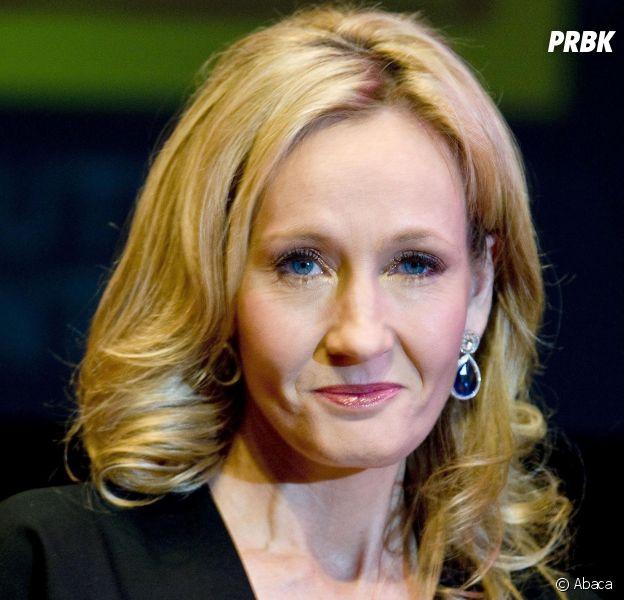 J.K. Rowling vient en aide à une fan sur Twitter