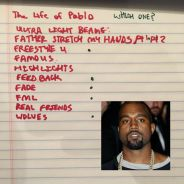 Kanye West : The Life Of Pablo, à quel(s) Pablo rend hommage le nouvel album du rappeur ?