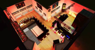 Reset : un bar 100% retrogaming pour jouer à la Dreamcast en buvant un verre