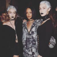 Rihanna : Bella et Gigi Hadid sexy pour le défilé Fenty Puma by Rihanna à New-York