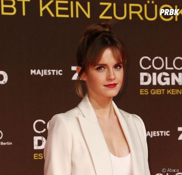 Emma Watson : l'actrice arrête le cinéma pendant 1 an
