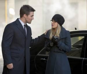 Arrow saison 2 : un nouveau couple ?
