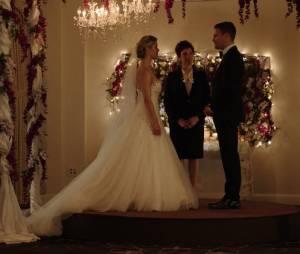 Arrow saison 4 : Felicity et Oliver, le mariage