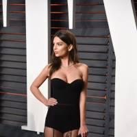 Emily Ratajkowski transparente, Taylor Swift sexy... défilé de stars aux soirées des Oscars 2016