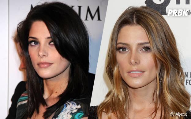 Ashley Greene : une opération du nez pour l'actrice de Twilight ?