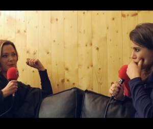Karine Ferri et Sandrine Quétier sur RFM