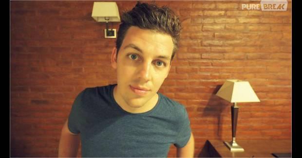 Pierre Croce : portrait d'un Youtubeur pas comme les autres