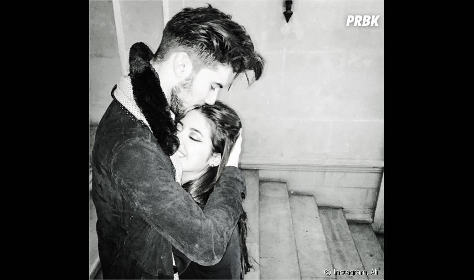 Ali et Alia (Secret Story 9) en couple : le beau brun confirme enfin