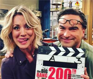 The Big Bang Theory : Kaley Cuoco et Johnny Galecki en couple ?