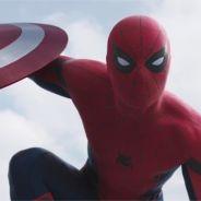 Captain America Civil War : découvrez le nouveau Spider-Man avec la bande-annonce