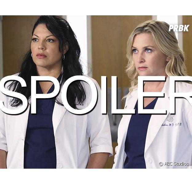 Grey's Anatomy saison 11 : quelle suite pour le couple Callie/Arizona après leur rupture ?