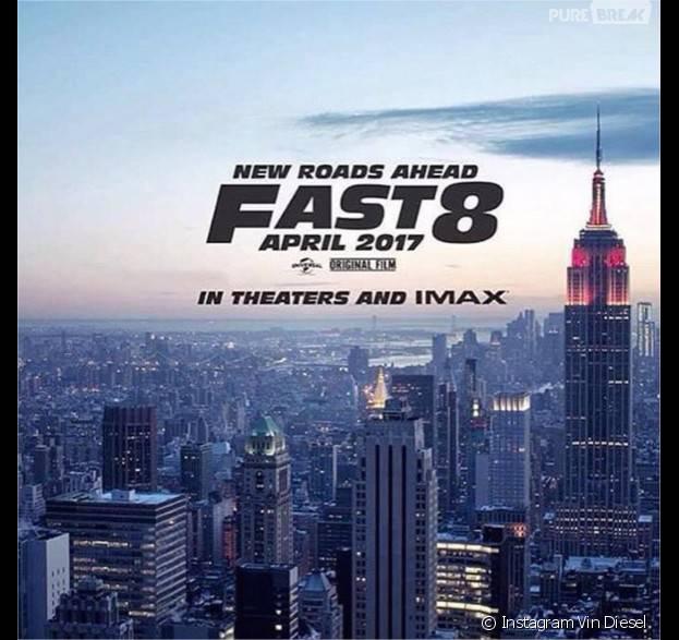 Fast and Furious 8 : découvrez la nouvelle méchante sexy