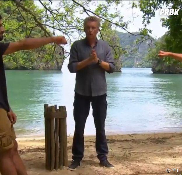 Romain et Cassandre (Koh Lanta 2016) éliminés