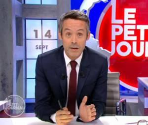 Le Petit Journal et Yann Barthès, bientôt la fin sur Canal+ ?