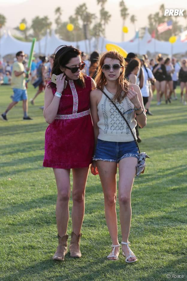 Emma Roberts a opté pour un look casual